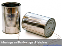 advantages_and_disadvantages_of_telephone