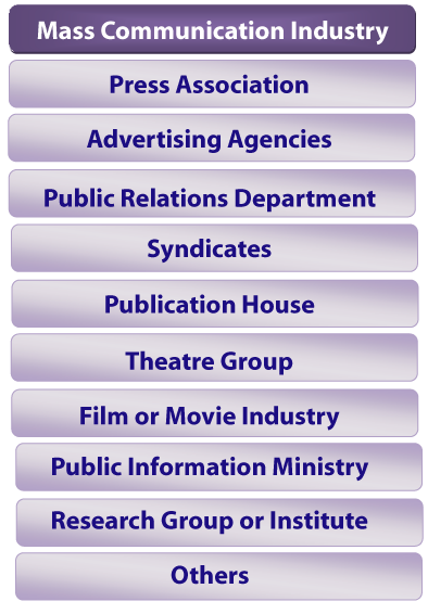Mass Communication Industry